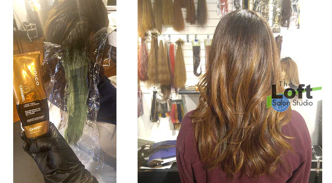 Ombre Haircolor West Springfield Ma