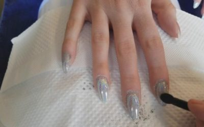 Get Your Chrome Nails On!  On Mass Appeal – Loft Salon Studio
