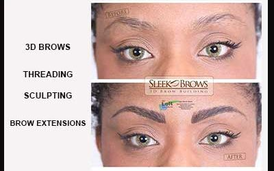 Eyebrow Extensions -Mass Appeal Appearance l Loft Salon Studio