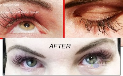 Sticky Situation…Eyelash Extension Corrections