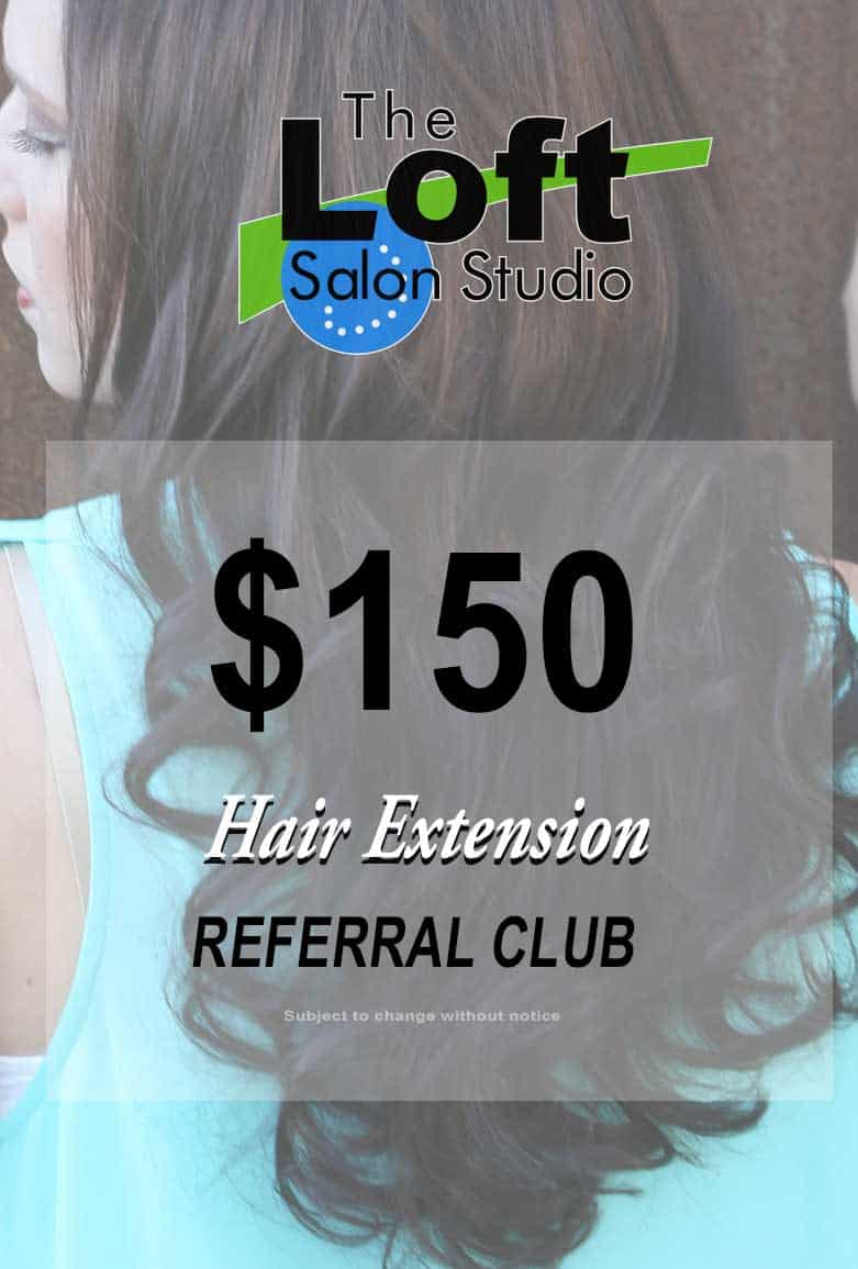 Hair Extension-Referral-Campaign