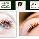 Eyelash Extensions by Ann Marie Walts