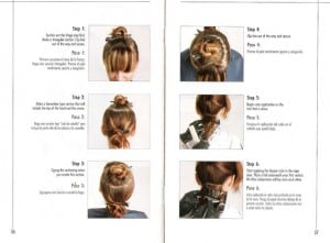 Published Hair Color Technique by Ann Marie Walts
