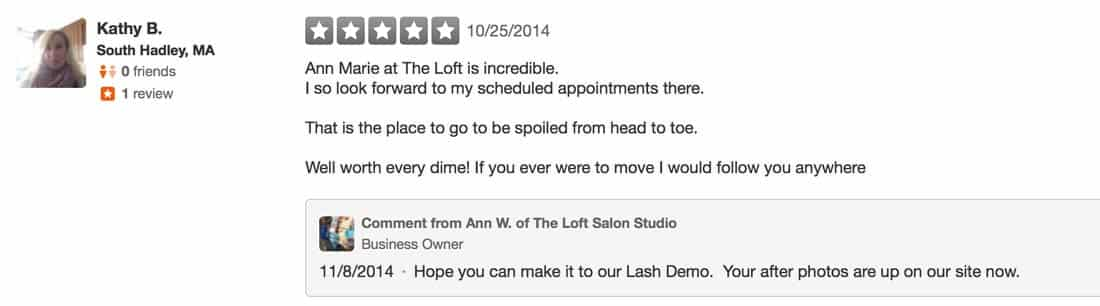 review-loft-salon-studio-west-springfield-extensions