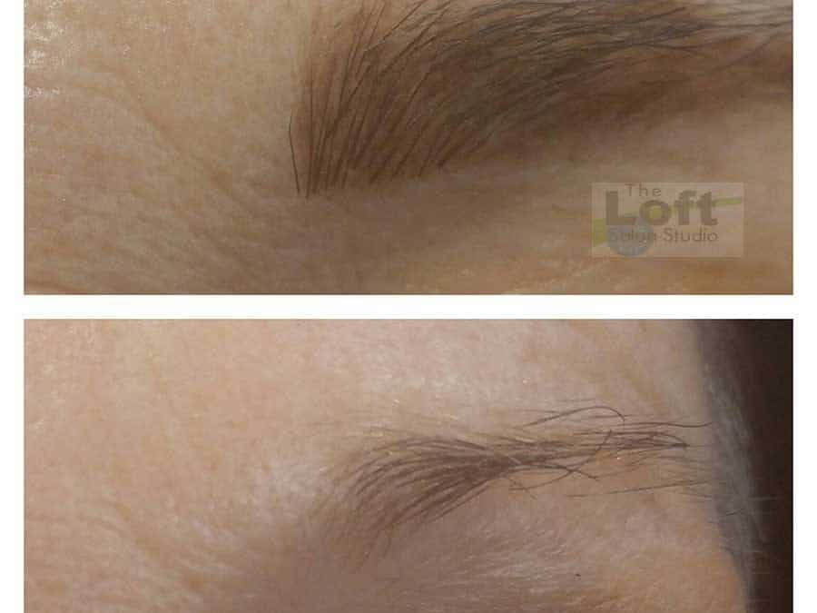 How To Fix Sparse Eyebrows