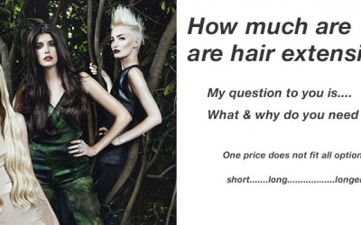How Much Will My Hair Extensions Cost?