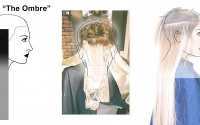 How To Tips For Designing Ombre Hair Color