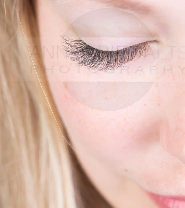 Turn Up The Volume – Eyelash Extensions