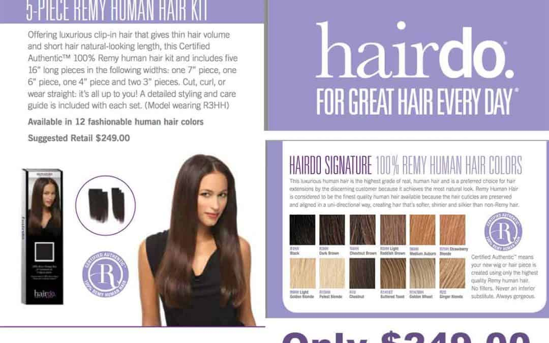 Affordable Clip Hair Extensions-Western Ma