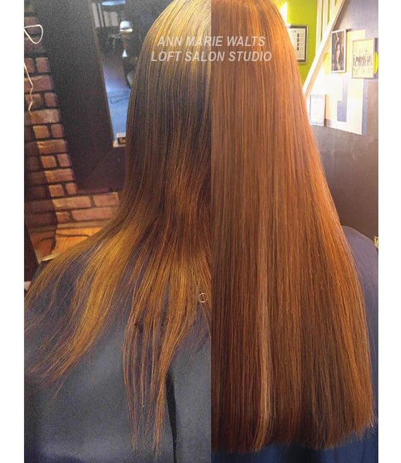 How To Thicken Your Hair With Hair Extensions L Best Salon For