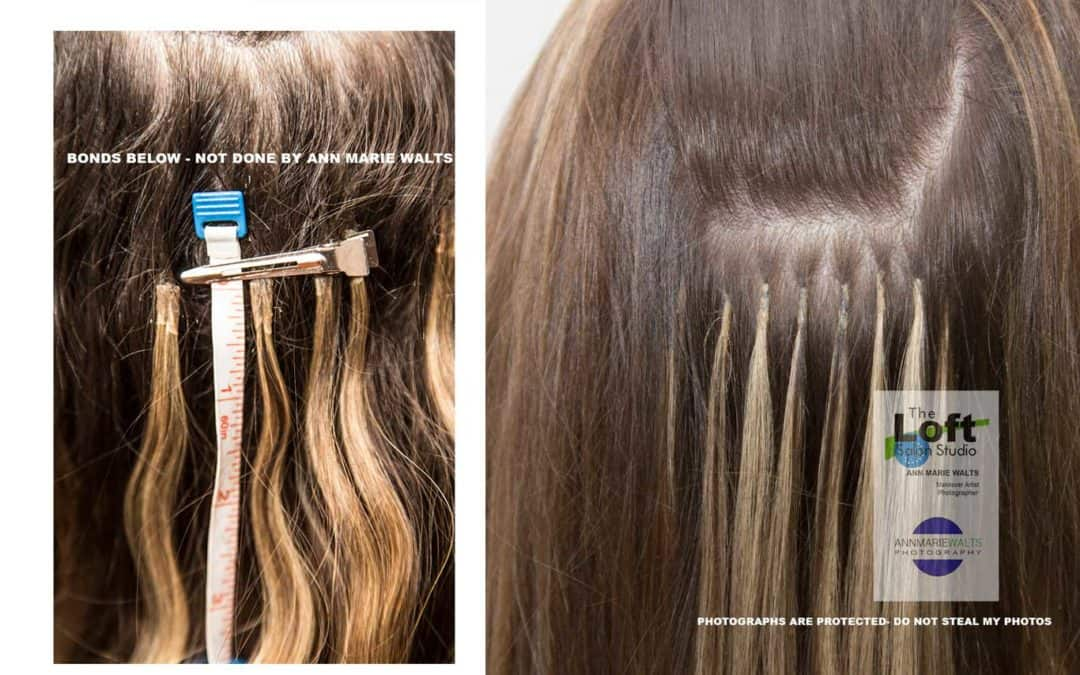 How To Avoid Damage Hair Extensions L Fine Hair Salon In Western Ma