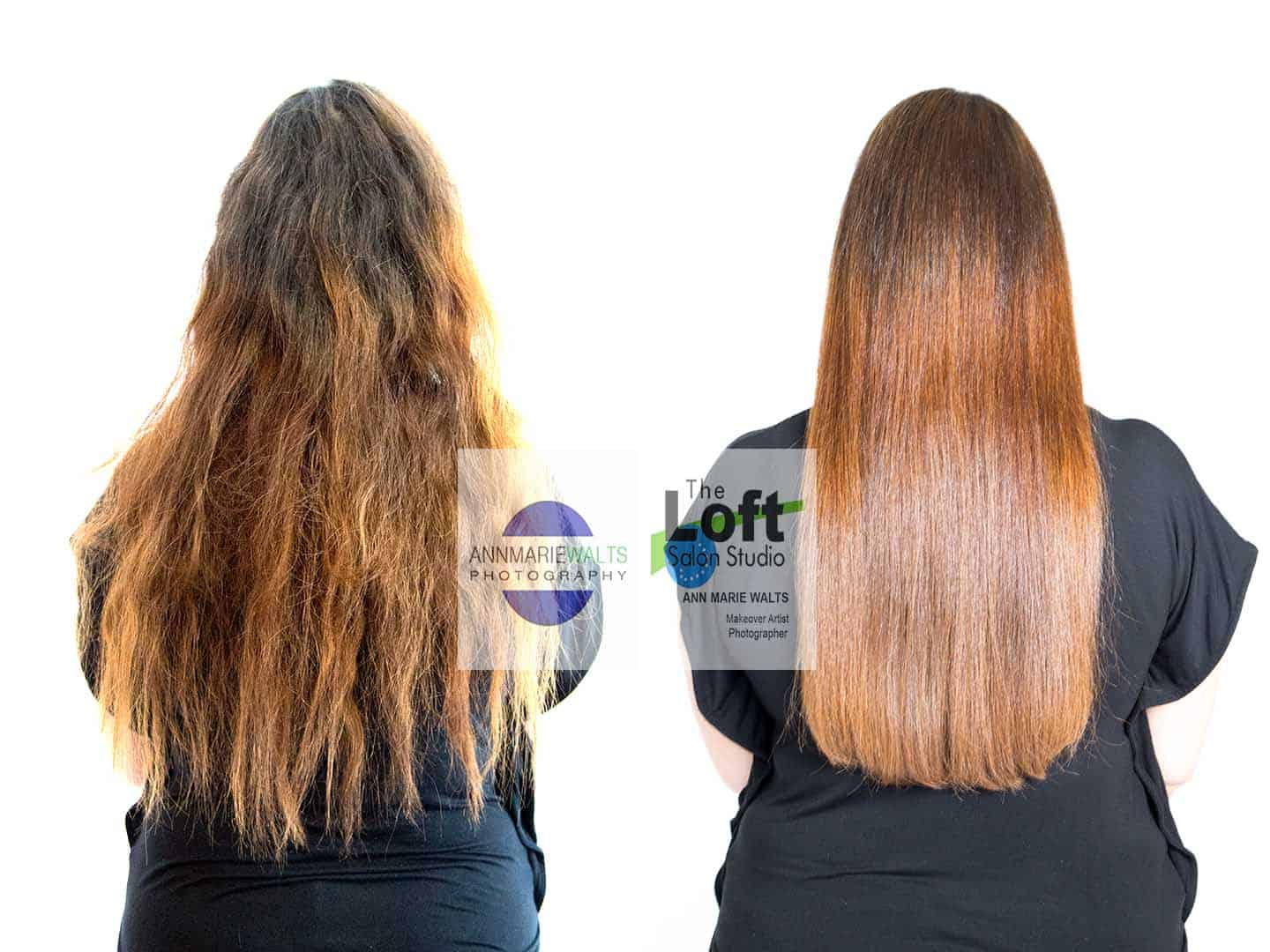 Best Salon For Japanese Hair Straightening L Loft Salon