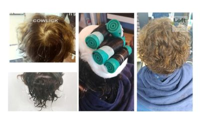 Hair Anxiety….Does everyone see my problem?