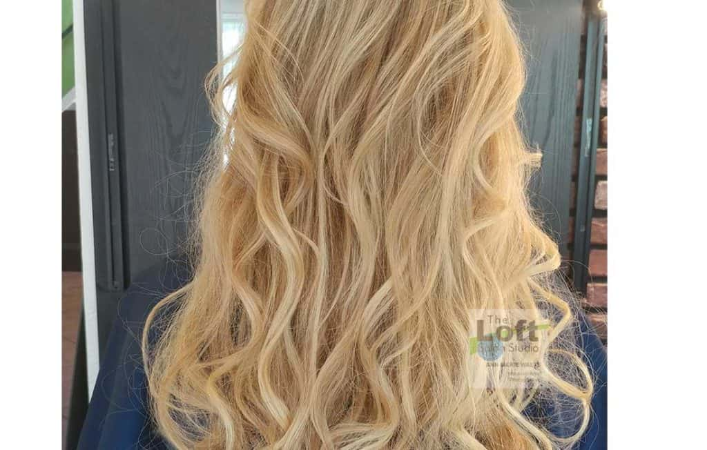 Seamless Blending Hair Extensions L Hair Color Near Me L 413 734 6204