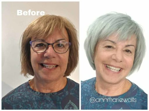 Hair Color Tips…Why Wait? – Go Silver!