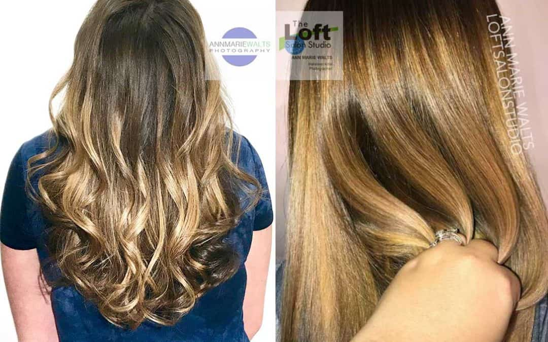 Best Salon for Balayage Corrective Hair Color – Western Ma