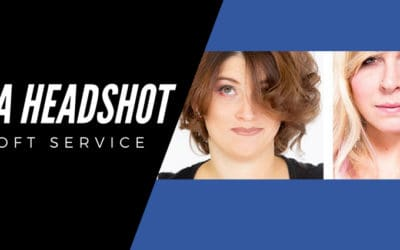 Get A Complimentary Headshot With Makeover!