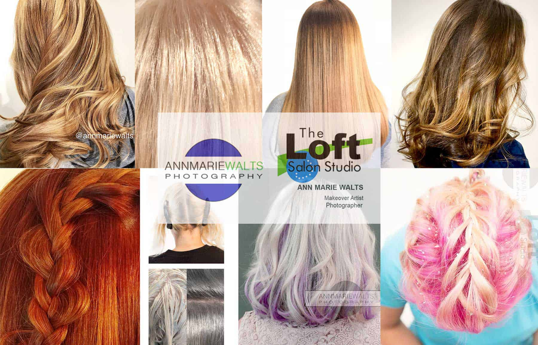 Hair Extensions & Photography - Western Ma