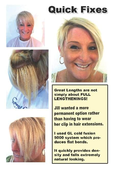 Cold Fusion Hair Extension Near Me