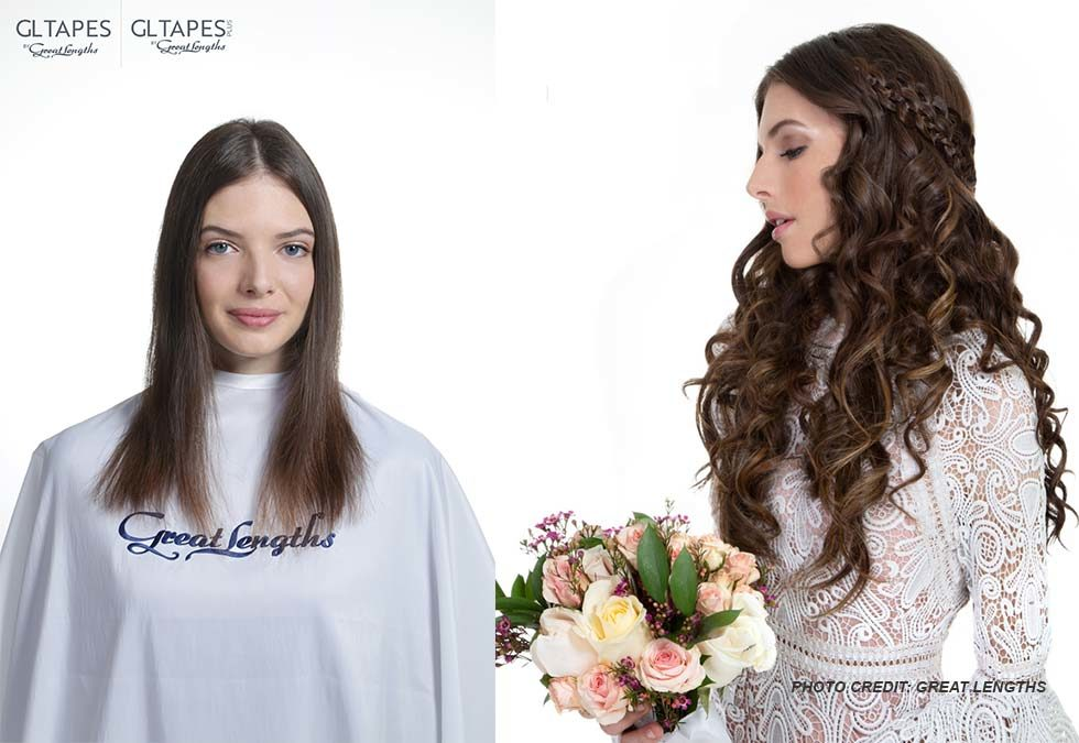 "Why say ""I Do"" to  Bridal Extensions?"