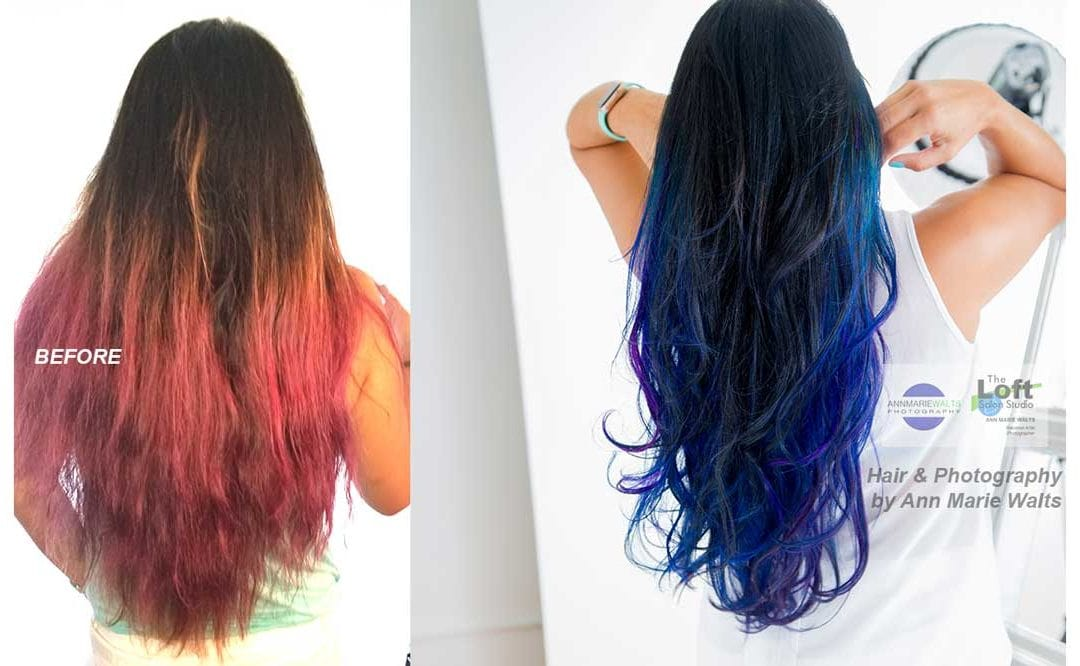 Funky Hair Color? Is is for you?