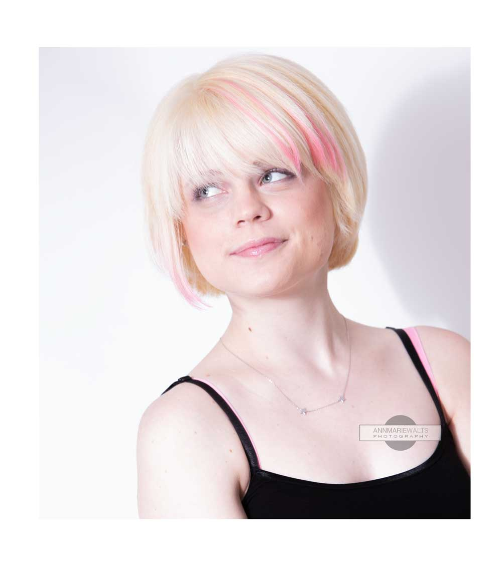 Pink-Hair Extensions - Western Ma