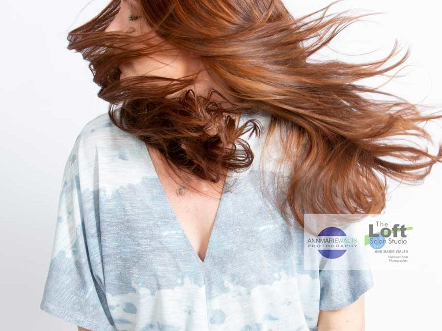 Hair Color In Motion – Not In a Box