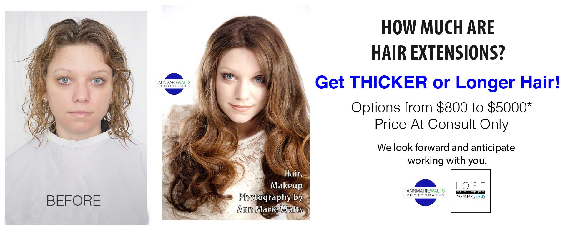 How Much Do Hair Extensions Cost In A Salon l Certified ...
