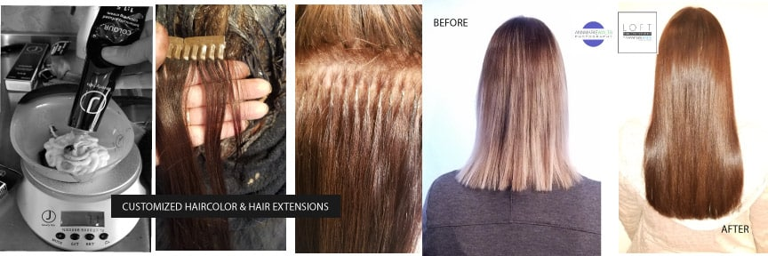 Corrective-Hair-Color-with-Hair-Extensions