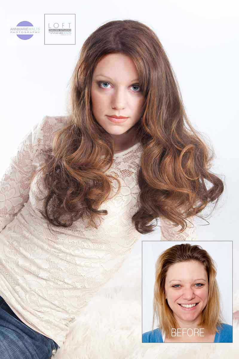 Hair-Extensions---Headshots by Ann Marie Walts