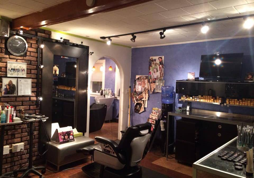 Reopening Massachusetts and A One Chair Salon