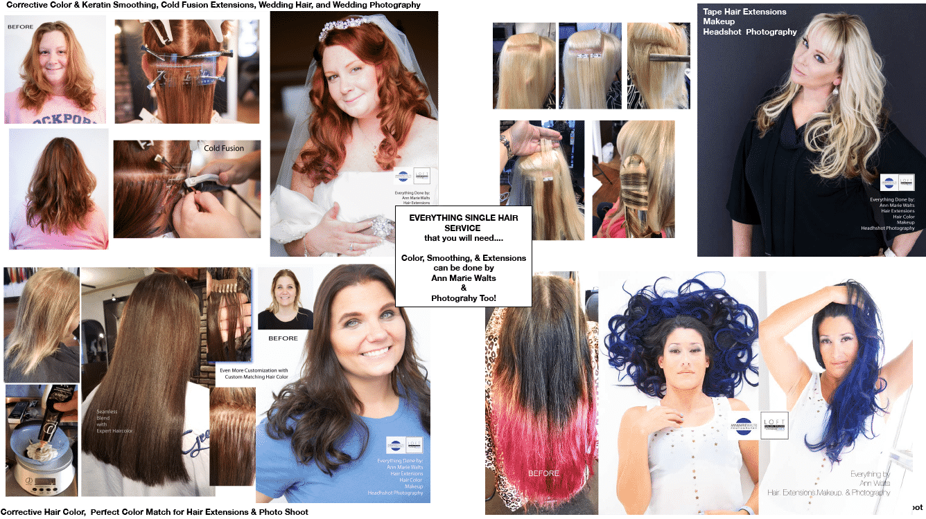 Best Hair Extensions in Massachusetts- Ann Walts