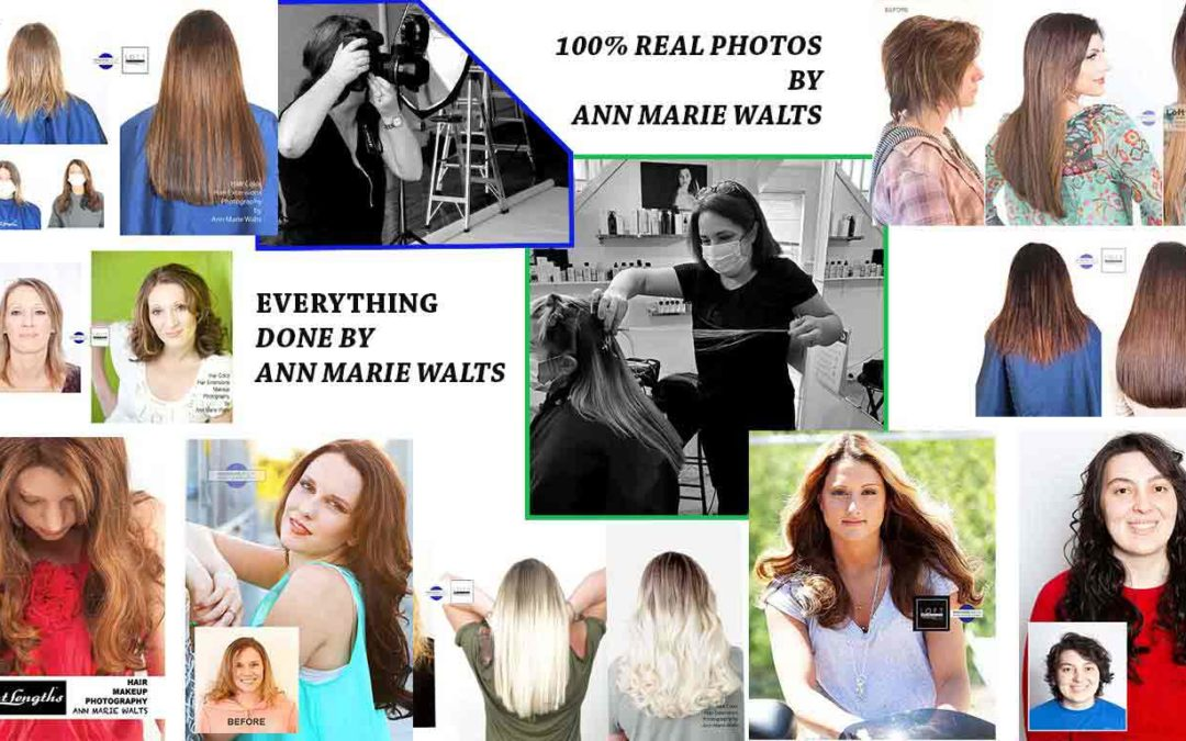 Fusion Of Hair Extensions, Makeup &, Photography.   The Art Of A Makeover